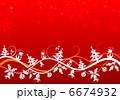 冬 樹木 樹のイラスト 6674932