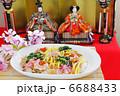 ちらし寿司 雛祭り チラシ寿司の写真 6688433