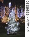 クリスマスツリー 装飾 ツリーの写真 6696580
