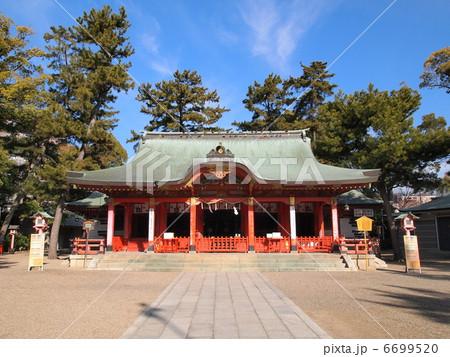 長田神社 6699520