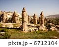 トルコ カッパドキア ギョレメ国立公園 6712104