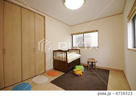 子供部屋の写真素材 [6726523] - PIXTA