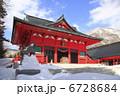 赤城神社 神社 神殿の写真 6728684