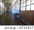 旧上秋津小学校 廊下 6732557