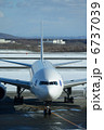 エアポート 飛行機 空港の写真 6737039