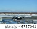 エアポート 飛行機 空港の写真 6737041