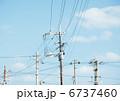 電柱 6737460