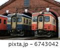 糸魚川機関区 国鉄型 普通車の写真 6743042