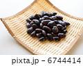 紫花豆 花豆 ベニバナインゲンの写真 6744414