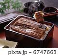 蒲焼き 食物 うな重の写真 6747663
