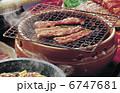 焼き肉 牛肉 ビーフの写真 6747681