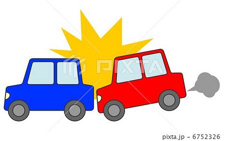 自動車 追突事故 6752326