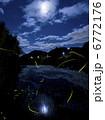 ほたる 蛍 ホタルの写真 6772176
