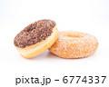 ドーナツ お菓子 クッキングの写真 6774337