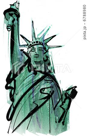 自由の女神 6788980