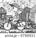 サイクリング 6789931