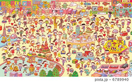 玩具広場 6789940