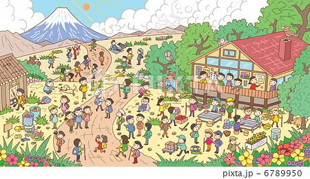 富士登山 6789950
