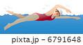 水泳 6791648