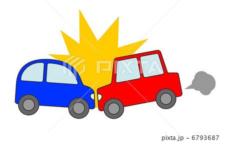自動車 追突事故 6793687