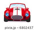 自動車 車 スポーツカーのイラスト 6802437