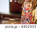 亀戸天神社の千羽鶴 6802933