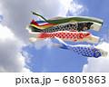こどもの日 鯉幟 鯉のぼりの写真 6805863