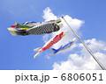 こどもの日 鯉幟 鯉のぼりの写真 6806051
