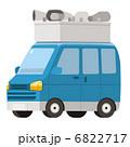 軽自動車 ベクター 車のイラスト 6822717