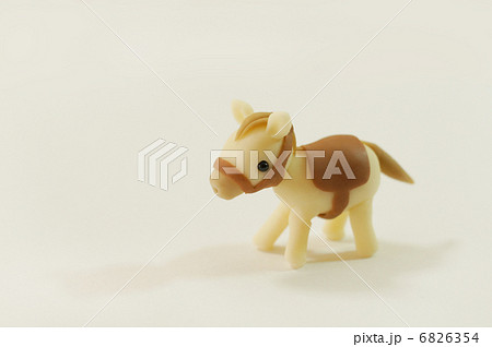 粘土細工の馬 6826354