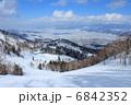 富良野スキー場 テクニカルコース 6842352