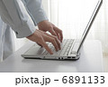 ノートパソコン 入力 パソコンの写真 6891133