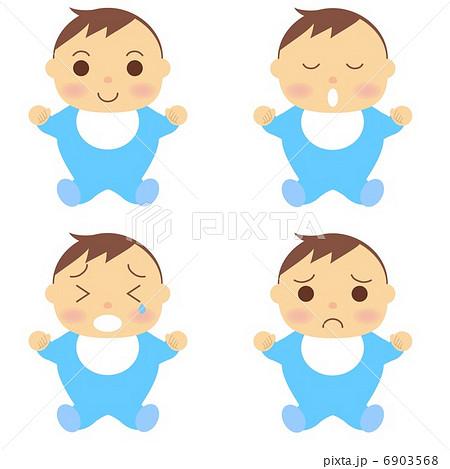 赤ちゃん 男の子 6903568