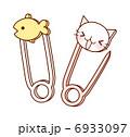 pin ピン ブローチのイラスト 6933097