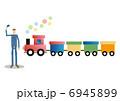 整備士と汽車 6945899