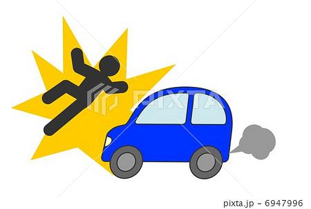 自動車 人身事故 6947996