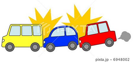 自動車 追突事故 6948002
