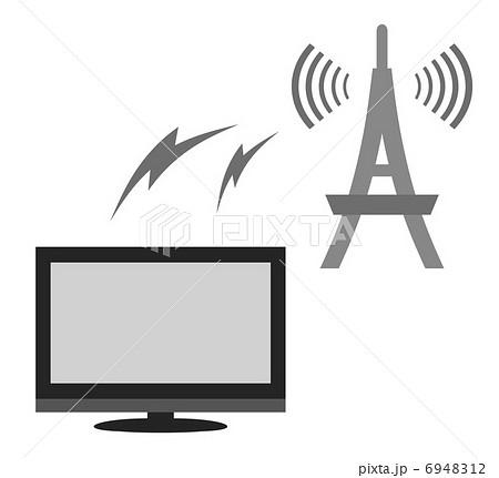 テレビ放送 6948312