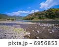 四万十川 清流 川の写真 6956853