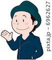 冬の私服(男性) 6962627