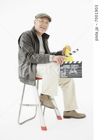 映画監督の写真素材 [7001903] -...