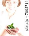 発芽 芽生え 出芽の写真 7008714