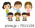 授業参観日 7011136