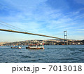 bridge over the Bosphorus Strait in Istanbul 7013018