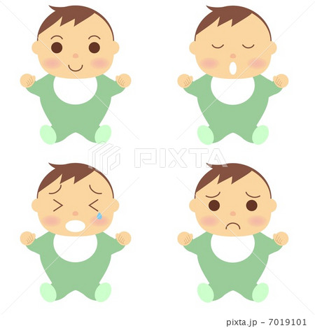 赤ちゃん 男の子 7019101