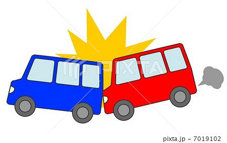自動車 追突事故 7019102