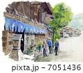 奈良井宿 宿場町 中山道 民泊 観光 7051436