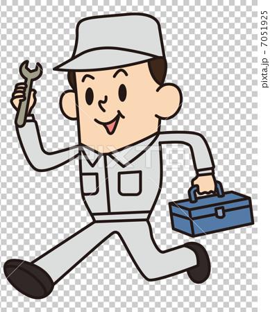 作業員 修理屋 7051925