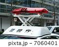 回転灯 パトライト パトカーの写真 7060401