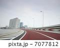 首都高速 首都高速道路 車の写真 7077812